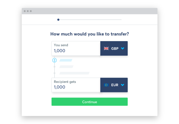 Paying by bank transfer | TransferWise Help Centre